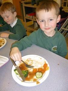 School Dinners 2015
