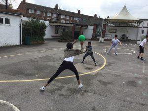 PE at Greenslade